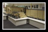 Lego model of the Dean Clough complex