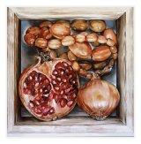 Pomegranate, Onion & Beads