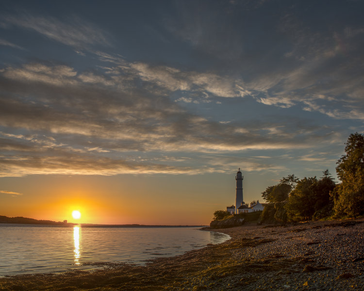 Lighthouse, Tayport
