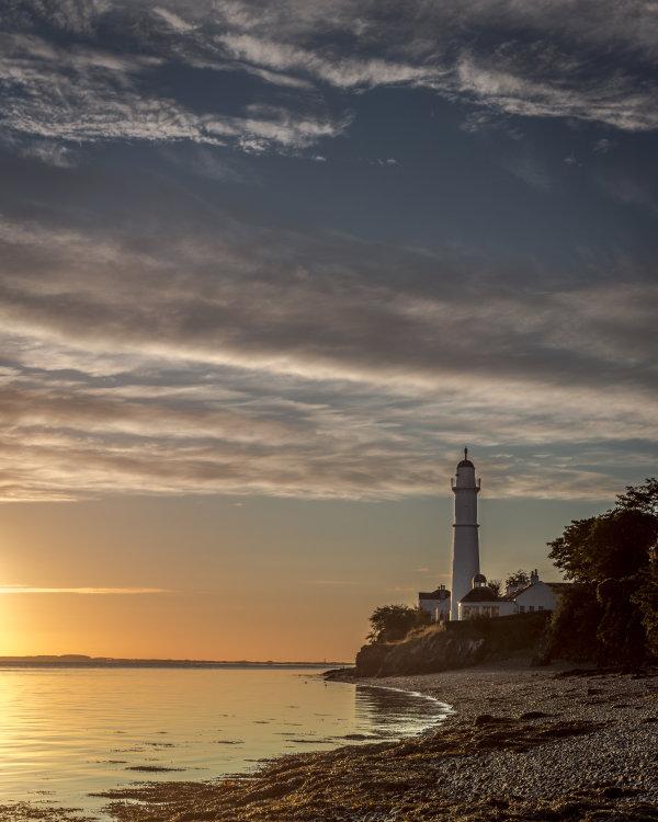Sunrise, Tayport Lighthouse