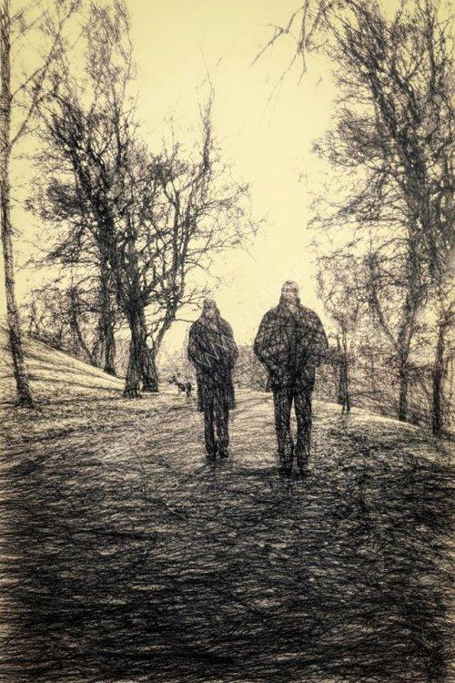 Glasgow Park Walk