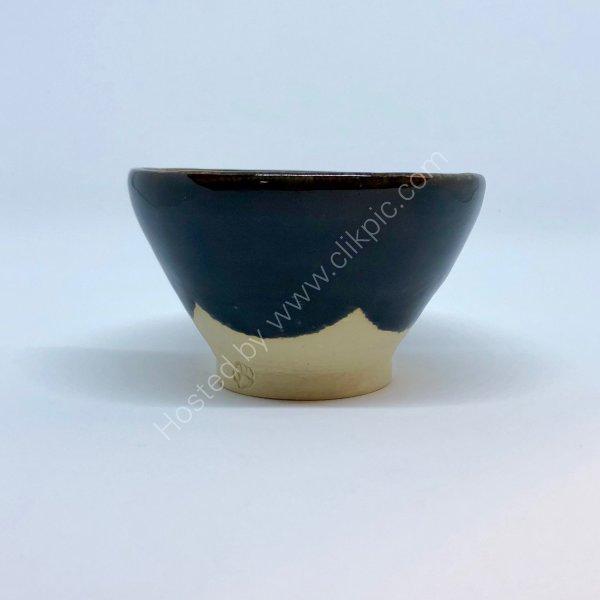Midnight Blue/Copper Pot Small