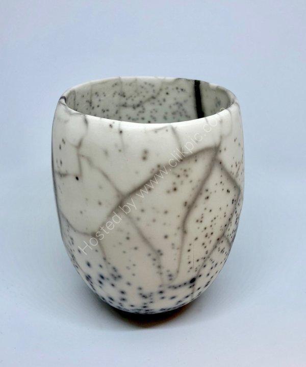 Medium Naked Raku Pot. sold