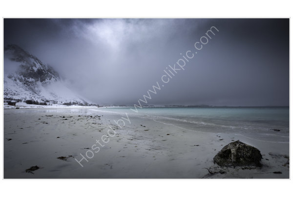 Approaching Storm, Ramsted, Lofoten