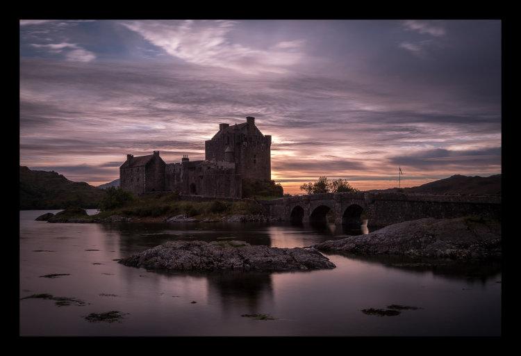 Eilean Donan Castle, 1
