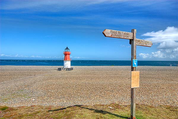 Point of Ayre Signpost