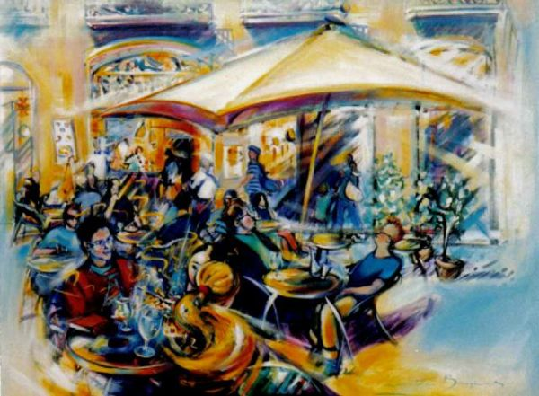 Cafe Estruch, Barcelona