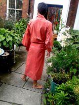 Rosewood kimono