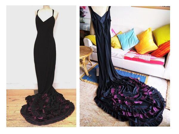 'La Noche' dress 1