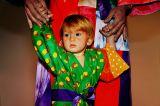 Kimono with matching teddy