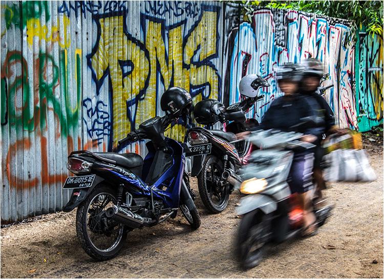Boy bikers - Joint Winner - pdi (Motion) Sue West