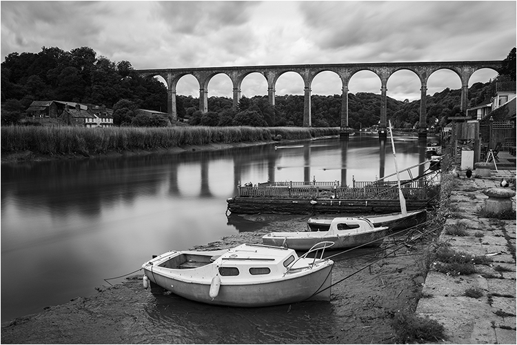 Calstock Tamar Valley - Joint 3rd - prints (Open) Brian Hodgkins