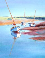 Early Morning (Watercolour)