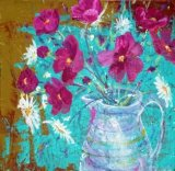 Flower Painting Composition 3