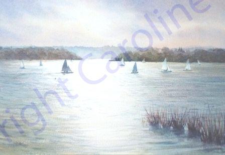Bewl Valley Sailing