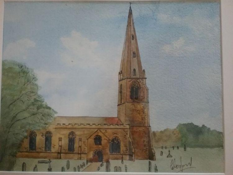 Olney Church £25