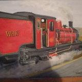 Welsh Highland Railway Train £90 sold