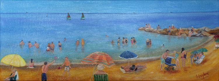 Fun on the Beach £100