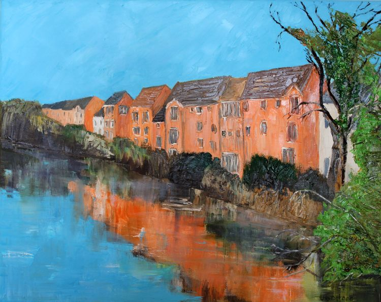 Olney by the river £50