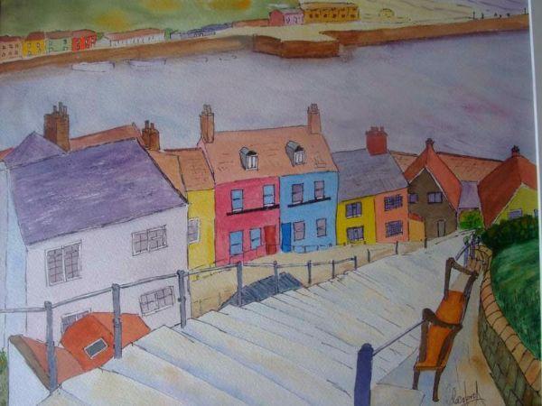 Whitely Bay £35 Sold