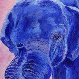 Blue Elephant  £45