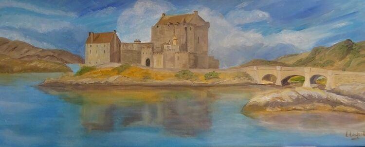 Eilean Donan Castle £80