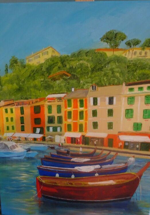 Italian Harbour £35