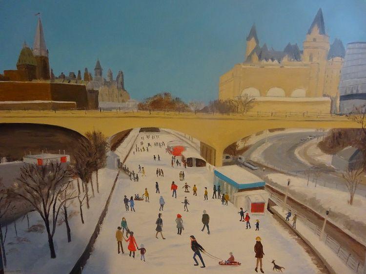Ottowa Canada £150