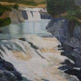 Waterfall  £60