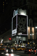 Macy's Department Store, the famous NYC landmark.