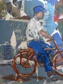 Cuba cyclist