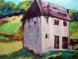 Old barn in Laas
