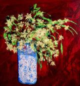 Roz's Blue Vase