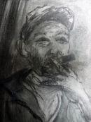 the cigar smoker