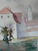 Kirchseeoner Marktplatz