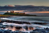 01 Dunstanburgh at Dawn HM Ribbon