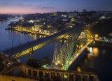 Twilight in Porto