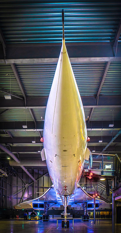 Below The Plane