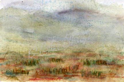 Misty moor II