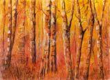 Autumn spinney