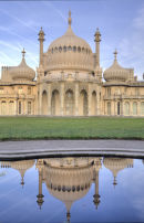 Reflections of a Palace, Brighton