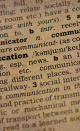 Communication - Definition