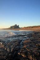 Early morning, Bamburgh Castle, Northumberland