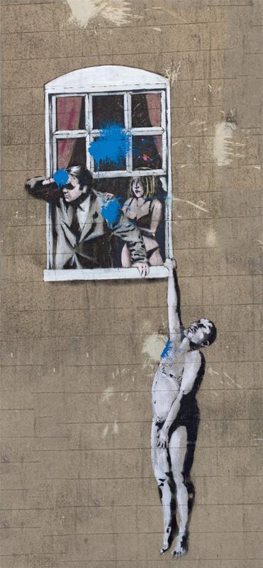Banksy Park Street