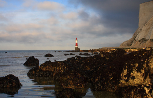 Early Morning, Beachy Head Lighthouse, Sussex