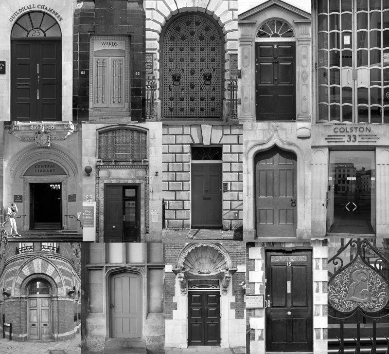 Bristol Doorways