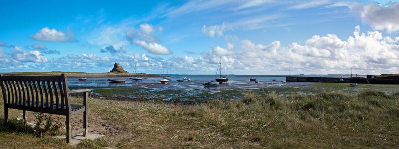 Panorama - Holy Island 2012