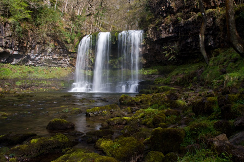 Sgwd Y Eira Waterfall