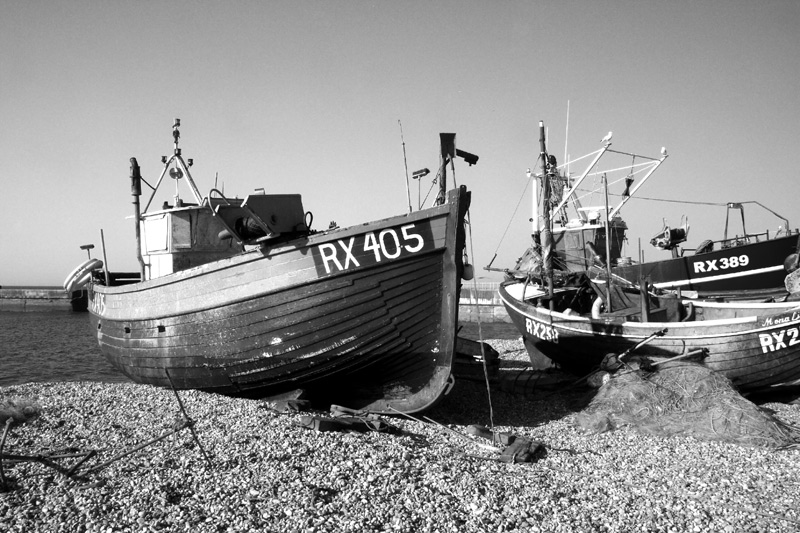 Standing Still, The Stade, Hastings