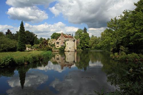 Reflections, Scotney Castle, Kent